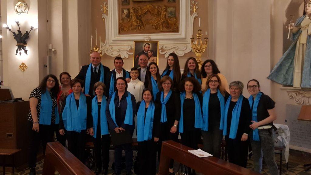 Coro - Comunione di Vincenzo